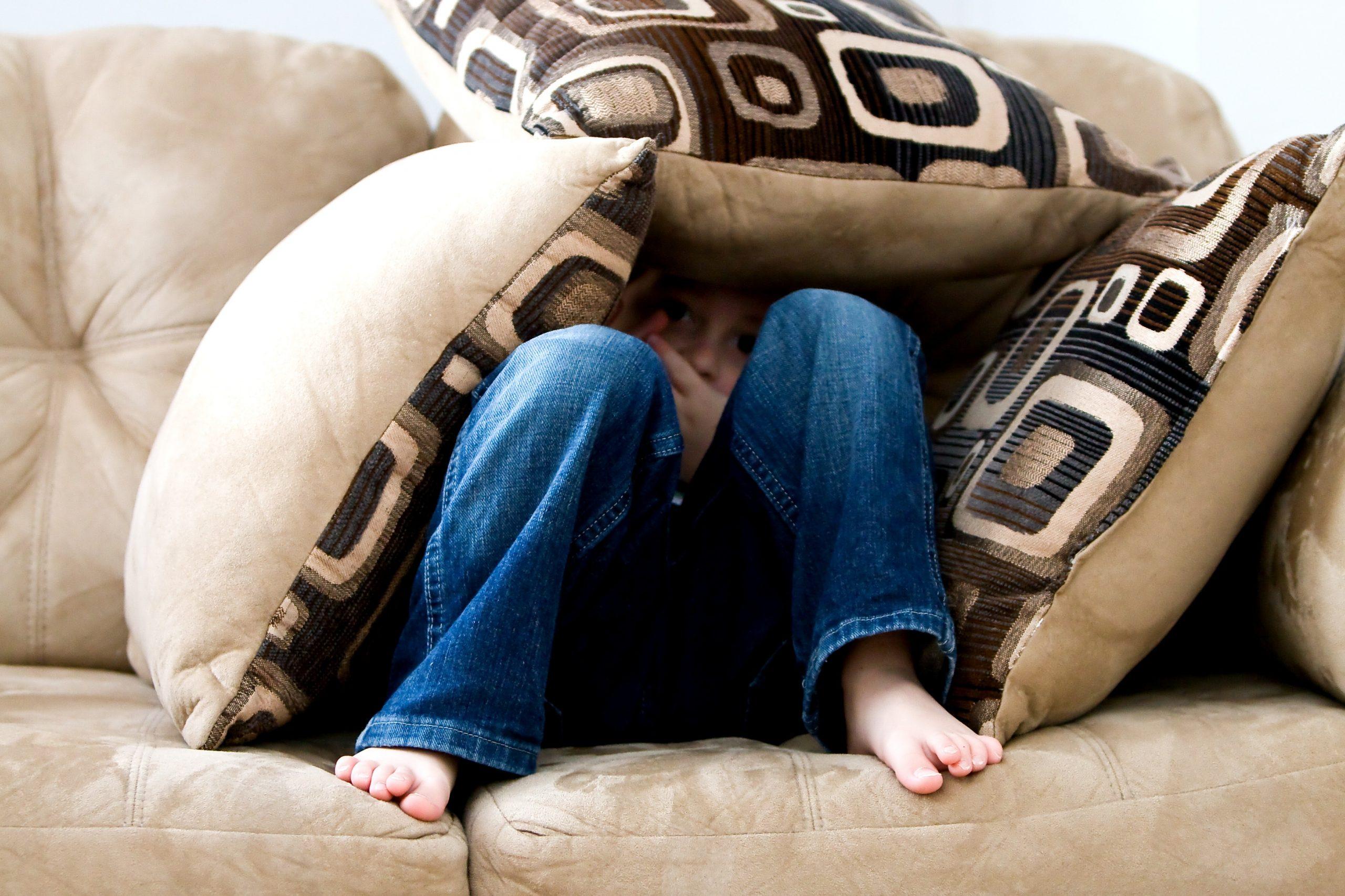 The Fear Bunker: Where we go when we feel treatened