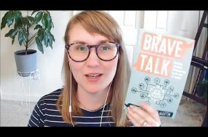 Melody Stanford Martin - Brave Talk